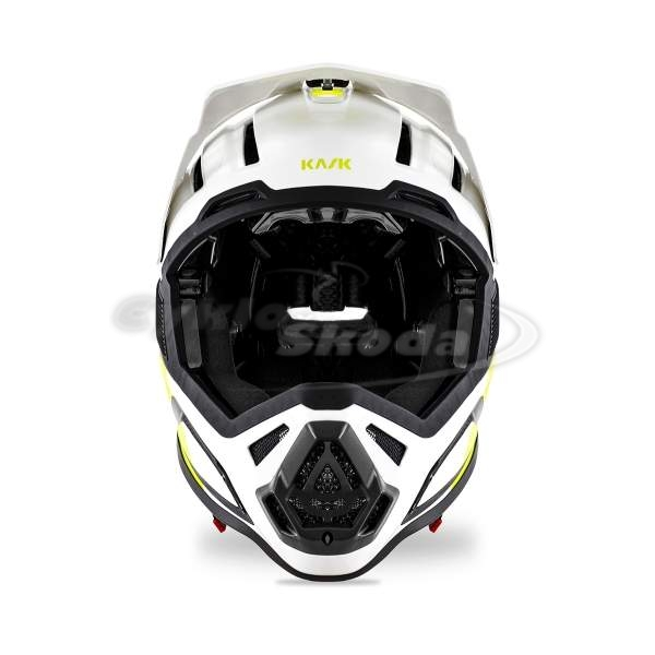 Downhill Helma Kask DEFENDER BLACK