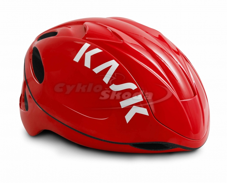 Helma Kask INFINITY RED-RED