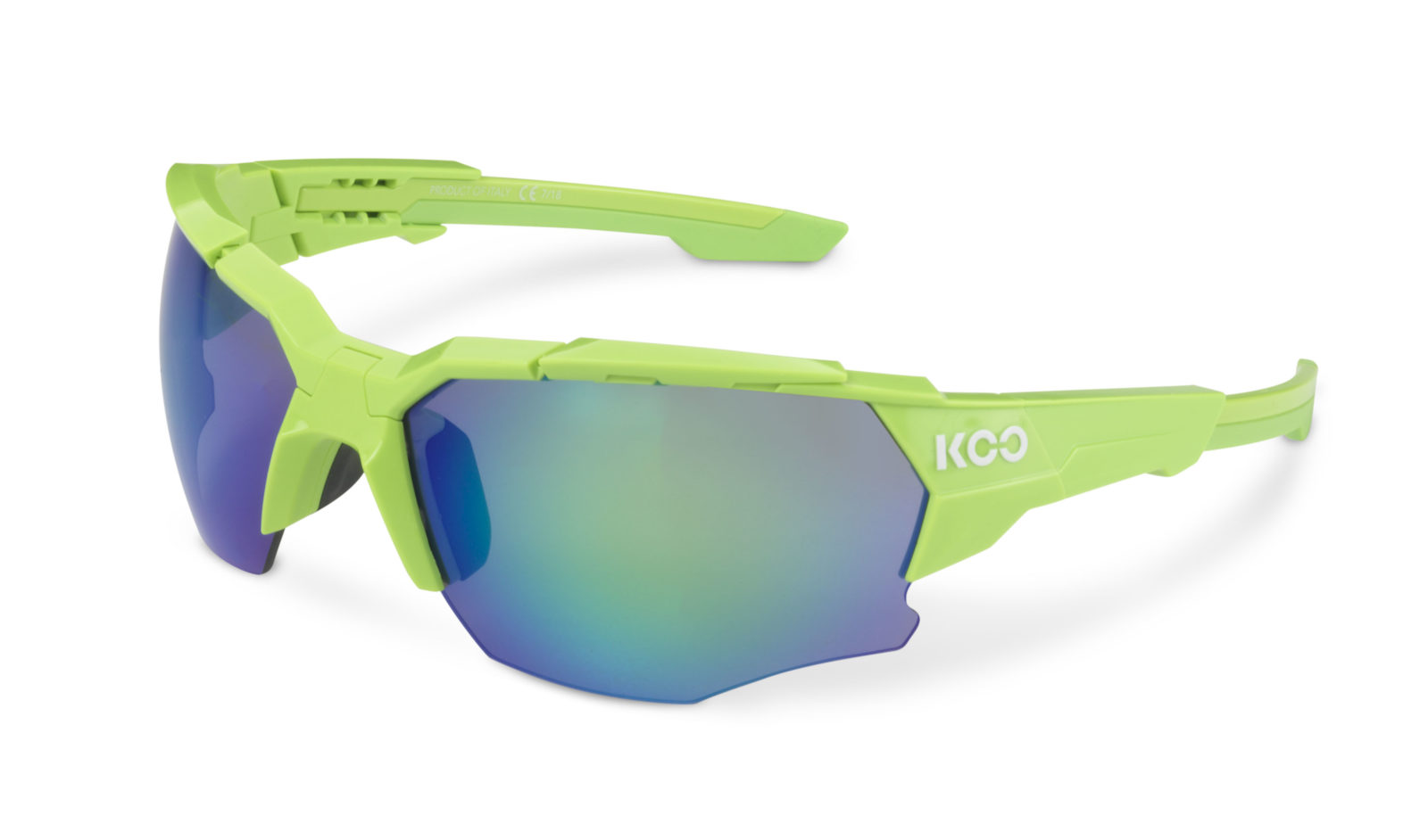 Brýle KOO ORION LIME lime lenses