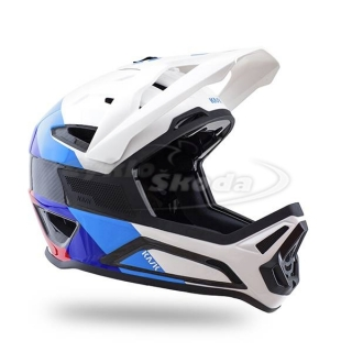 Downhill Helma Kask DEFENDER BLUE