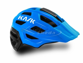 MTB helma Kask REX LIGHT BLUE