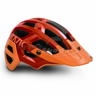 MTB helma Kask REX RUST ORANGE