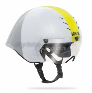 Helma Kask MISTRAL WHITE-SILVER