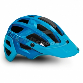 MTB helma Kask REX BLUE LIGHT BLUE