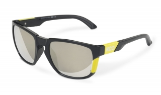 Brýle KOO CALIFORNIA BLACK YELLOW super ivory lenses
