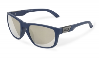 Brýle KOO CALIFORNIA BLUE MATT BLACK super ivory lenses
