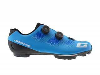 MTB tretry Gaerne CARBON G.KOBRA MATT LIGHT BLUE